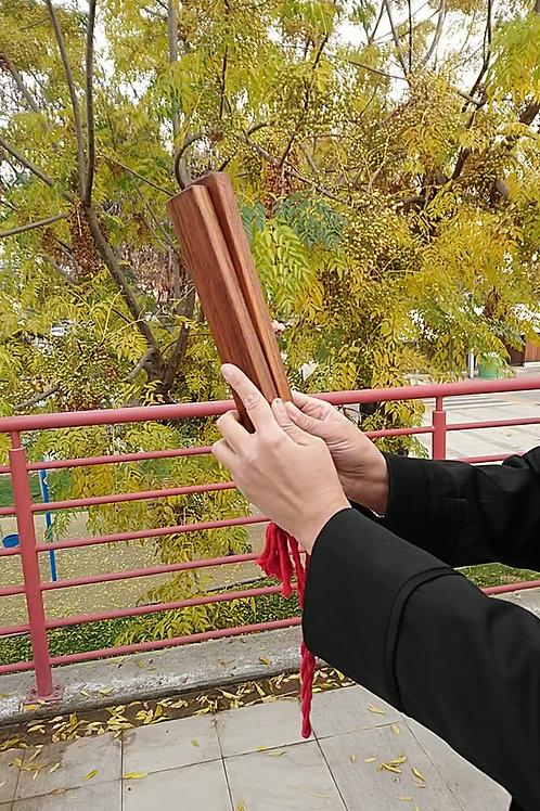 Hyoshigi de Paquió