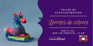 clayilustration zorro