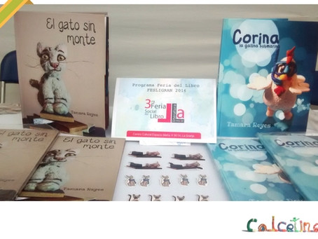 III Feria Social del libro de La Granja