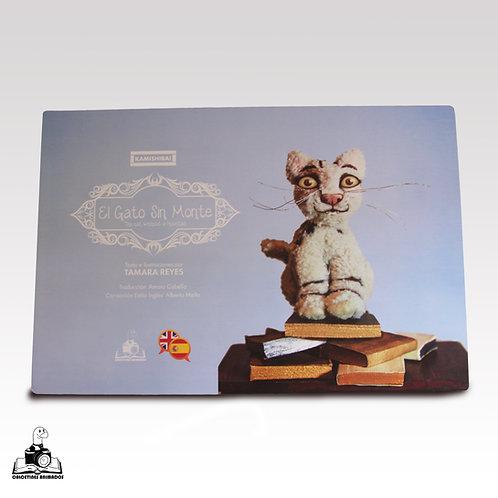 Láminas Kamishibai El gato sin monte