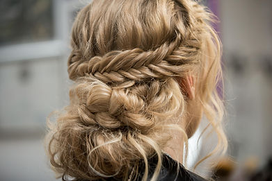 Special occassion hair up do wedding, ball, event