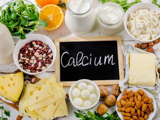 Healthy Bones - Part 2                              Is your diet rich in Calcium?