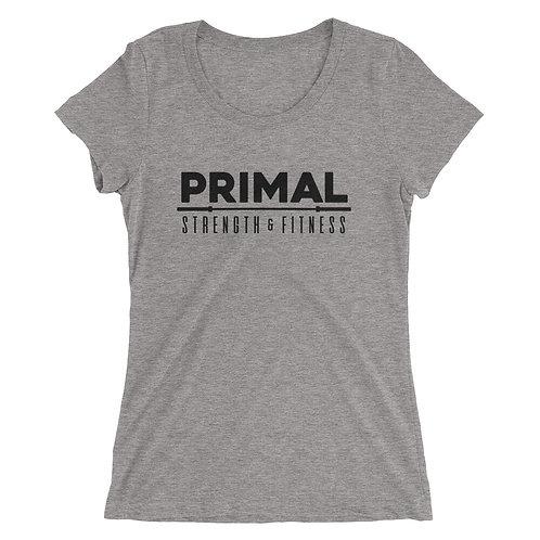 Ladies' Primal Tee Grey