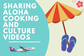 Thumbnail Sharing Aloha Cooking and Cult