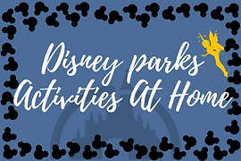 Thumbnail - Disney Parks Activities at H