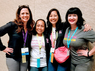 Finding Sisterhood at the Young Survival Coalition Conference