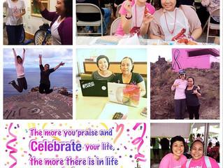 Happy Birthday Breast Cancer Hawaii!!