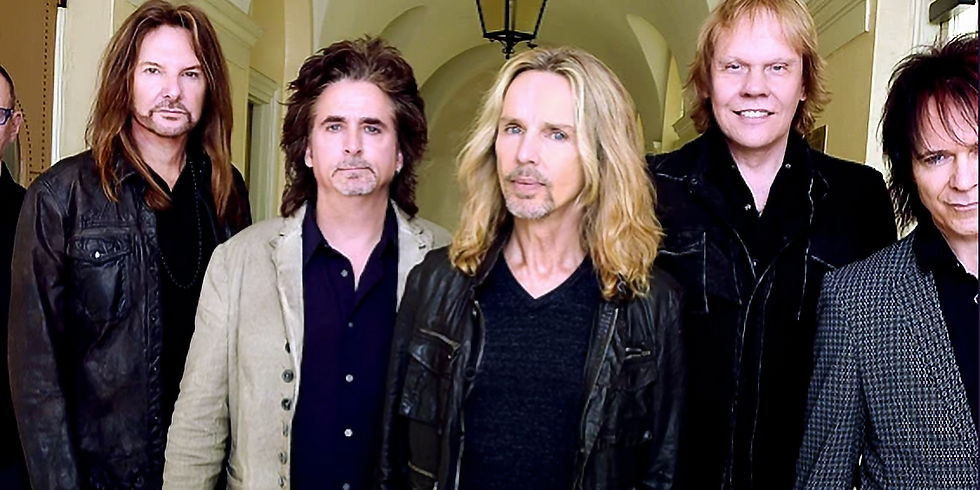 Styx Concert at The Barnyard Entertainment Venue