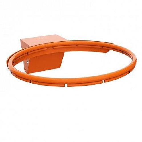 Кольцо баскетбольное ZSO № 7 усиленное, антивандальное (120х100)