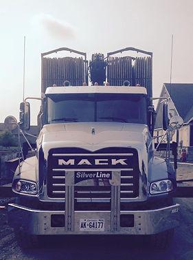 Silverline Mack Truck