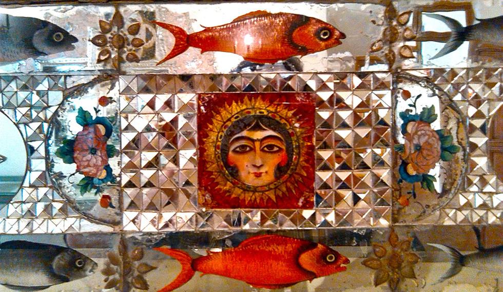 Die Goldfische und die Sonne