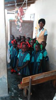 Titans Village Schoolchildren