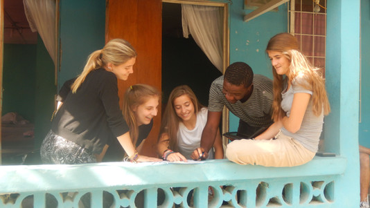 Youth Partners With Haiti
