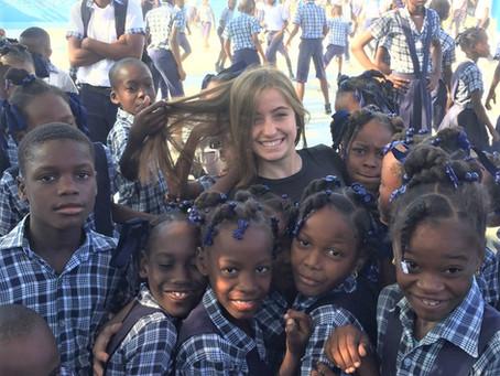 My Trip to Haiti: Juliette Shelton