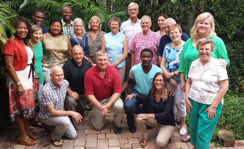 Members of PWH in Haiti