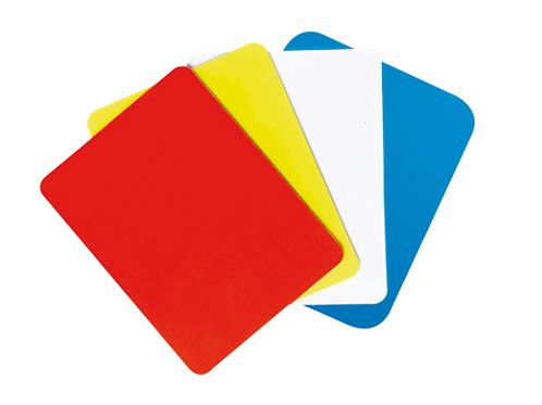 Pack cartons (rouge/ jaune /bleu )