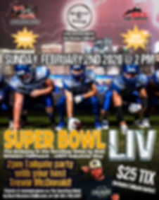Superbowl Party Poster 2020 FINAL resize