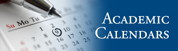 academic-calendars