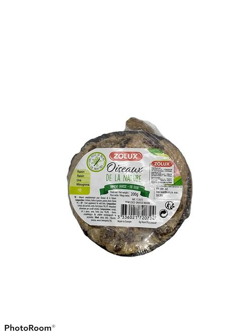 demi coco, graisse pour oiseau de la nature