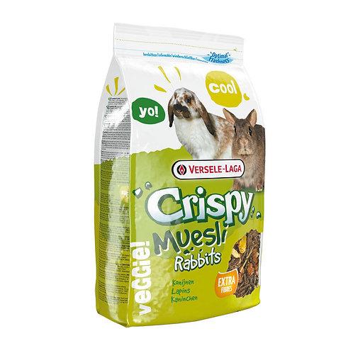 Crispy Muesli pour Lapin