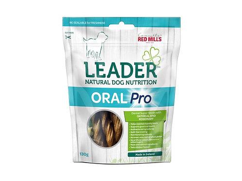 Friandises Leader Oral Pro Avoine et  Romarin