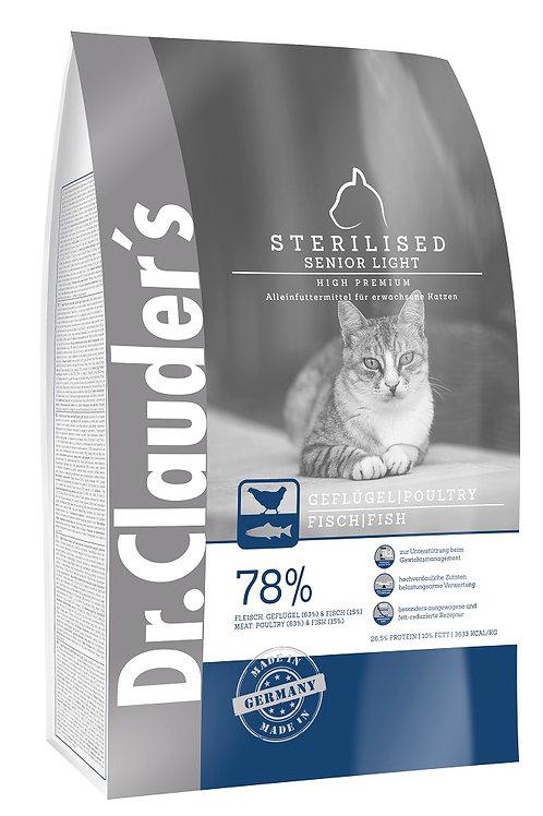 Dr Clauder's Premium SéniorLight Sterilisé