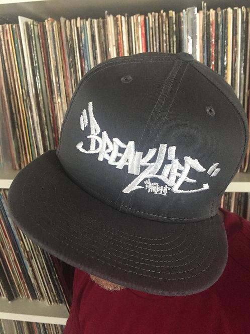 Breaklife Handstyles by Pay2 Snapback Hat Cap