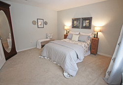 Large Secondary Bedroom...