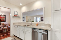 NEW granite, sink and faucet