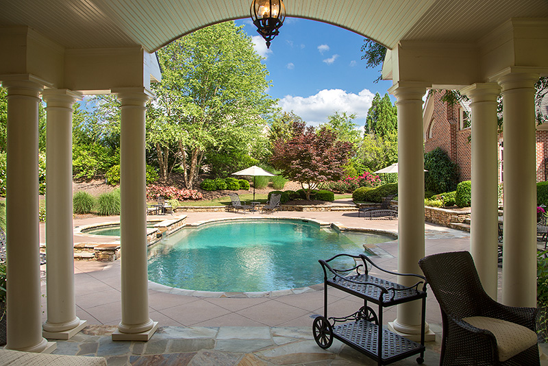 508 Stonemoor Ct - Exterior Pool from Pool House.jpg
