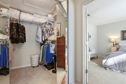Enormous Walk-in Closet...