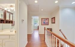 Wide open hallway...