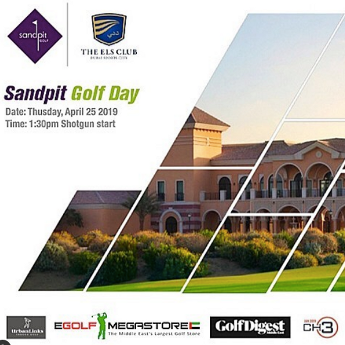 Sandpit Golf Corporate Networking Day