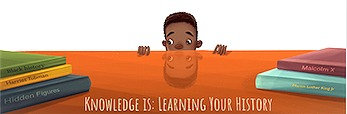 Knowledge is Learning Your History - boy image