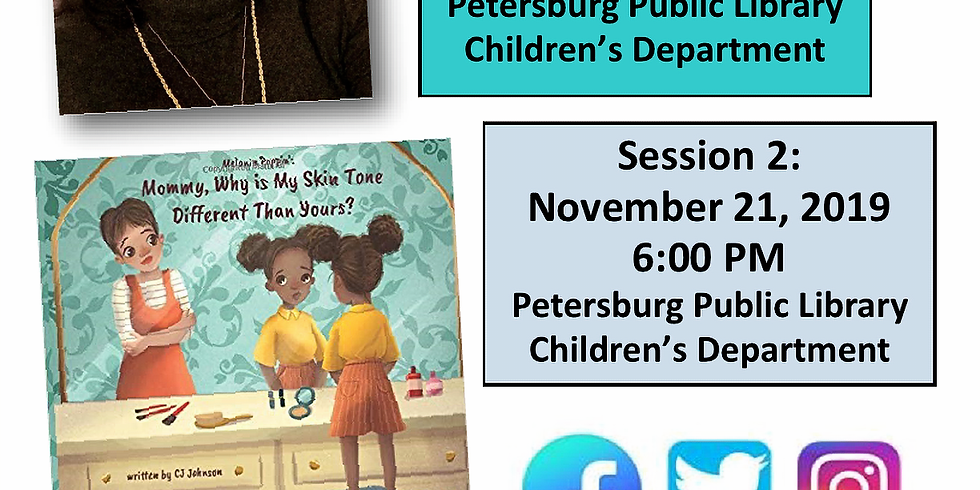 Book Reading and Signing