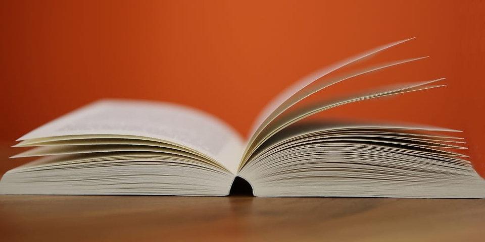school-orange-research-book-wallpaper-pr