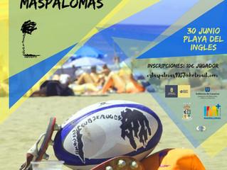 VIII Torneo de Rugby Playa de Maspalomas