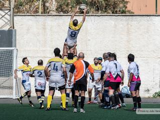 I Jornada de Liga Territorial Canaria 2019