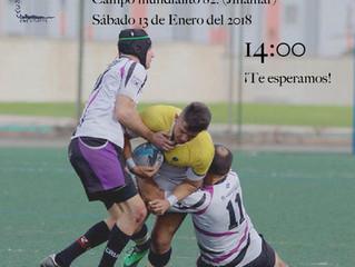 Segunda Jornada Liga Territorial Canaria 2017-2018