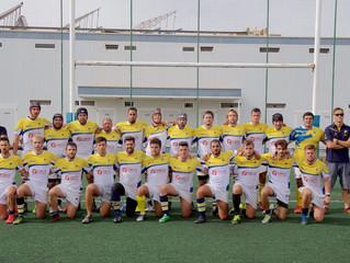 CRÓNICA CRLP 17-15 CRULL (J1 Liga Regional Canaria Sénior)