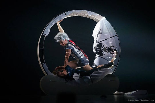 """The Wheel of Fortune"" (for a ballet ""The Goblin"") / 2015"