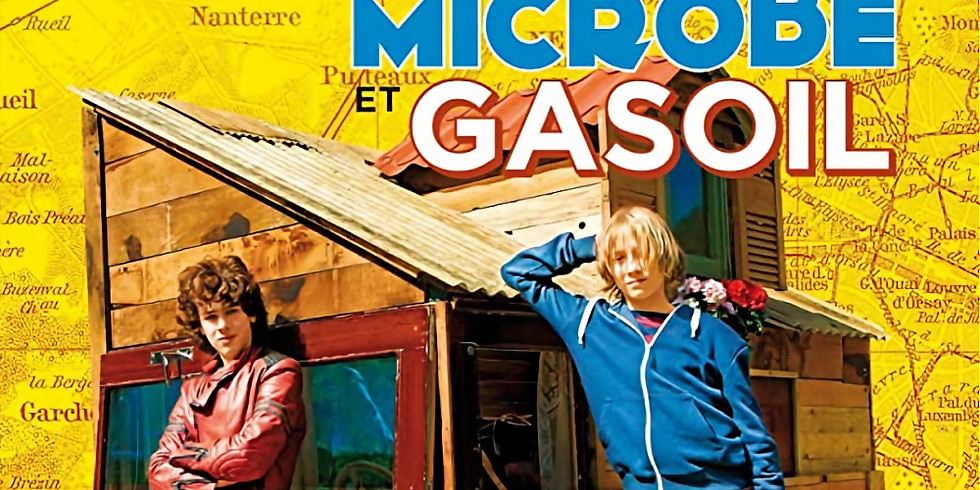 French Film Club: Microbe and Gasoline (Free Event)