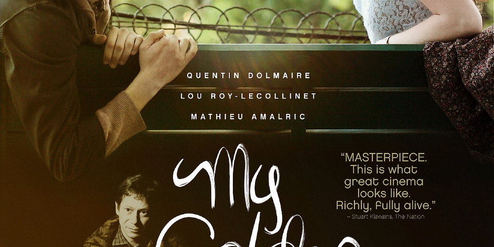 French Film Club: My Golden Days (Free Event)