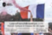 learn french booklyn postcard