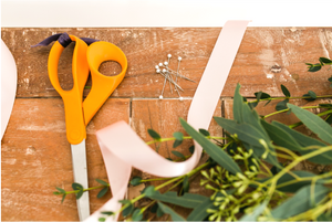 greenery, florals, wedding florals, Cotton & Magnolia, St. Pete Florist