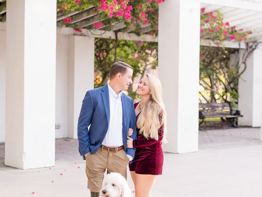 8 Tips to plan your engagement session outfit with Samantha Webber Photography!