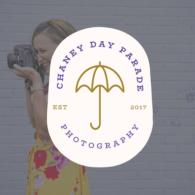 Chaney Day Parade Photography Logo