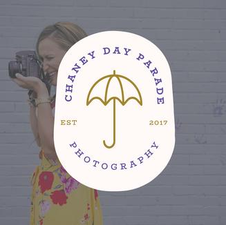 Chaney Day Parade Photography Logo