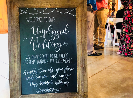 South Georgia Rustic Chic Wedding