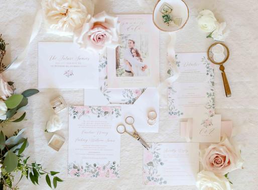 Blush and Gold Wedding | Stonebridge | Dade City, FL
